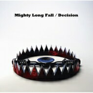 ONE OK ROCK ワンオクロック / Mighty Long Fall / Decision 【CD Maxi】