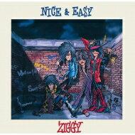 ZIGGY ジギー / NICE & EASY 【Hi Quality CD】
