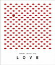 "嵐 アラシ  ARASHI Live Tour 2013 ""LOVE"" Bluray BLURAY DISC"