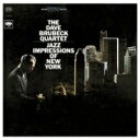 Dave Brubeck デイブブルーベック / Jazz Impressions Of New Y
