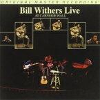 【送料無料】 Bill Withers ビルウィザース / Live At Carnegie Hall 輸入盤 【SACD】