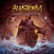 Alestorm / Sunset On The Golden Age 【CD】