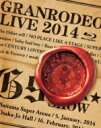 【送料無料】 GRANRODEO グランロデオ / GRANRODEO LIVE 2014 G9 ROCK☆SHOW (Blu-ray)  【BLU-RAY DISC】