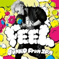 韓国(K-POP)・アジア, 韓国(K-POP)  JUNHO (From 2PM) FEEL CD