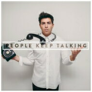 【送料無料】 Hoodie Allen / People Keep Talking 輸入盤 【CD】