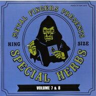 Mf Doom MFドゥーム / Special Herbs Volumes 7 & 8 (+7inch) 【LP】