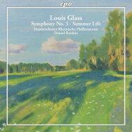【送料無料】グラス、ルイス(1864-1936)/Sym,3,:Raiskin/RhenishStatePo+sommerleben輸入盤【CD】