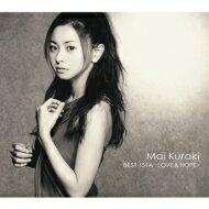 【送料無料】 倉木麻衣 クラキマイ / MAI KURAKI BEST 151A -LOVE & HOPE- (2CD+DVD)【初回限定盤A】 【CD】
