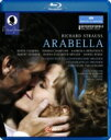 StraussR. シュトラウス / 『アラベラ』全曲ティーレマン&ドレスデン、フレミング、ハンプソン(2014)(日本語字幕付) 【BLU-RAY DISC】