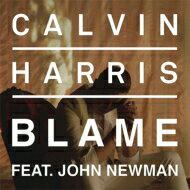 Calvin Harris カルビンハリス / Blame (2tracks) 輸入盤 【CDS】