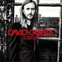 David Guetta デビッドゲッタ / Listen 【CD】