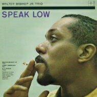WalterBishopJr/SpeakLow【CD】