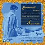 Szymanowski シマノフスキ / 歌劇『ロジェ王』、交響曲第4番 ラトル&バーミンガム市交響楽団、ハンプソン、アンスネス、他(2CD) 輸入盤 【CD】