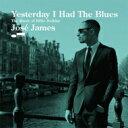 【送料無料】 Jose James ホセジェームス / Yesterday I Had The Blues 【SHM-CD】