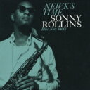 Sonny Rollins ソニーロリンズ / Newk's Time (アナログレコード / Bl