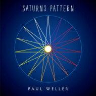 """Paul Weller ポールウェラー / Saturns Pattern 【7""""""""Single】"""
