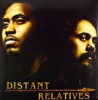 Nas / Damian Marley / Distant Relatives 【LP】