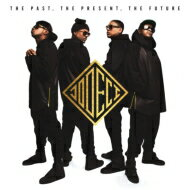 Jodeci ジョデシィ / Past, The Present, The Future 輸入盤 【CD】