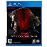 【送料無料】 Game Soft (PlayStation 4) / METAL GEAR SOLID V: THE PHANTOM PAIN 通常版 【GAME】