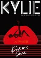 ロック・ポップス, アーティスト名・K  Kylie Minogue Kiss Me Once Live At The Sse Hydro (Blu-ray) CD