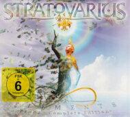 【送料無料】Stratovariusストラトバリウス/ElementsPt.1&2(LimitedExpandedEdition)輸入盤【CD】