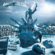 ヘビーメタル・ハードロック, アーティスト名・H  Helloween My God-given Right CD