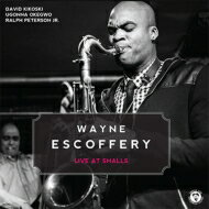 【送料無料】WayneEscoffery/LiveAtSmalls輸入盤【CD】