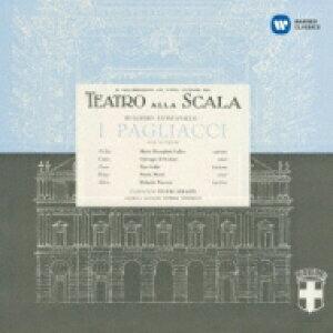 [Free Shipping] Leoncavallo / I Pagliacci: Serafin / Teatro Alla Scala Di Stefano Callas Gobbi Panerai [SACD]