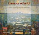 Messiaen メシアン / 3つの小典礼、『おお、聖なる饗宴』、5つのルシャンクリード&デンマーク国立声楽アンサンブル、デンマーク国立コンサート・コーア、他 輸入盤 【SACD】