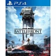 【送料無料】 Game Soft (PlayStation 4) / Star Wars バトルフロント 【GAME】