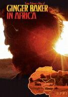 Ginger Baker / In Africa 【DVD】