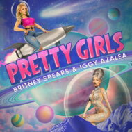 Britney Spears ブリトニースピアーズ / Pretty Girls (2tracks) 輸入盤 【CDS】