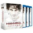 【送料無料】 HANNIBAL / ハンニバル2 Blu-ray BOX 【BLU-RAY DISC】