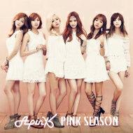 【送料無料】 Apink / PINK SEASON【初回生産限定盤A】(CD+DVD+スペシャルグッズ) 【CD】