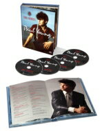 【送料無料】 Paul Young ポールヤング / Tomb Of Memories: The CBS Years (4CD) 輸入盤 【CD】