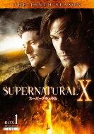 【送料無料】Supernatural/SUPERNATURAL?スーパーナチュラル<テン・シーズン>コンプリート・ボックス【DVD】