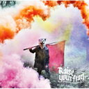 MAN WITH A MISSION マンウィズアミッション / Raise your flag 【初回生産限定盤】 【CD Maxi】