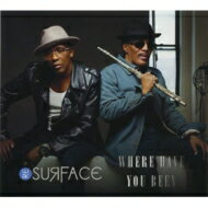 Resurface / Where Have You Been 輸入盤 【CD】