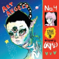 【送料無料】 Grimes / Art Angels 【CD】