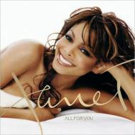 R&B・ディスコ, アーティスト名・J Janet Jackson All For You CD