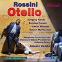 【送料無料】 Rossini ロッシーニ / 『オテロ』全曲ゼッダ&フランダース・オペラ、クンデ、ロメウ、他(2014ステレオ)(3CD) 輸入盤 【CD】