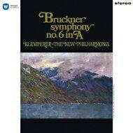 【送料無料】 Bruckner ブルックナー / 交響曲第6番 クレンペラー&ニュー・フィルハーモニア...