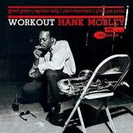 ジャズ, アーティスト名・H Hank Mobley Workout ( Blue Note) LP