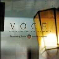 【送料無料】VardanOvsepianChamberEnsemble/DreamingParisTheme&Variations輸入盤【CD】