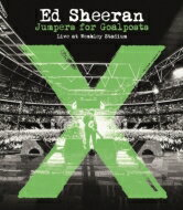 Ed Sheeran エドシーラン / Jumpers For Goalposts Live At Wembley Stadium 【BLU-RAY DISC】