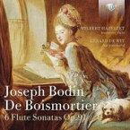 Boismortier ボワモルティエ / 6つのフルート・ソナタ ハーツェルツェト、デ・ウィット 輸入盤 【CD】