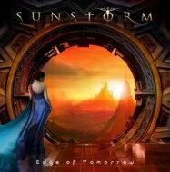 【送料無料】 Sunstorm (Joe Lynn Turner) / Edge Of Tomorrow 【CD】