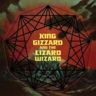 King Gizzard & The Lizard Wizard / Nonagon Infinity 【LP】