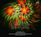 Elgar エルガー / エルガー:ヴァイオリン協奏曲、ハイドン:二重協奏曲 イーゴリ・オイストラフ、ゼルツァロワ、ジューク&モスクワ・フィル 輸入盤 【CD】