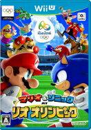 【送料無料】 Game Soft (Wii U) / マリオ & ソニック AT リオ…